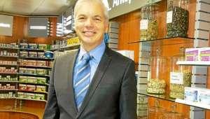 Jacques Chevallet, président du groupe Arkopharma