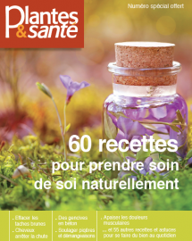 Hors-série 60 recettes pour prendre soin de soi - Numérique