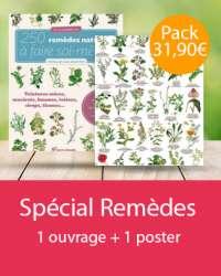 Pack spécial Remèdes