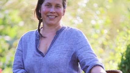 Caroline Gagnon, herboriste au Québec