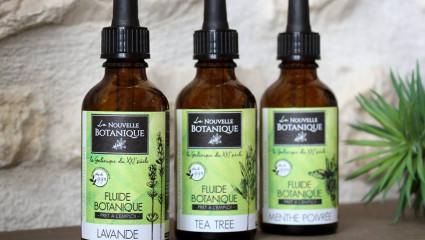 Fluide botanique de tea tree