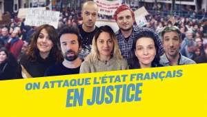 La France attaquée en justice pour inaction face au réchauffement climatique