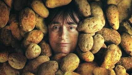 Agnès Varda,  « dame patate »