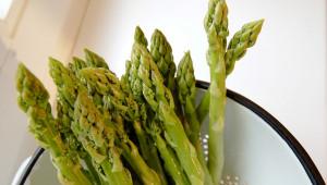 Les légumes tiges : mangez de l'eau!