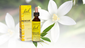 Aromathérapie : Rescue, le remède d'urgence du Dr Bach
