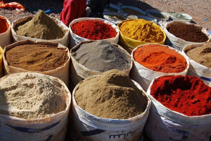 La nature chaude des épices est idéale par temps froid : elles stimulent les fonctions vitales et augmentent le métabolisme.