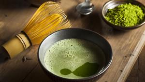 Matcha, thé vert japonais