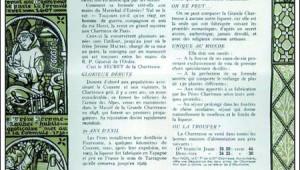 L'élixir végétal de la Grande Chartreuse un tonique de longue vie