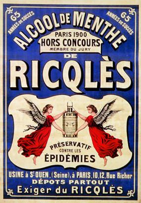 Plantes médicinales : le ricqlès
