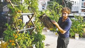 Yohan Hubert : cultivons la ville