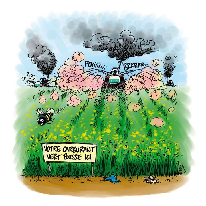 Biocarburants - Mich