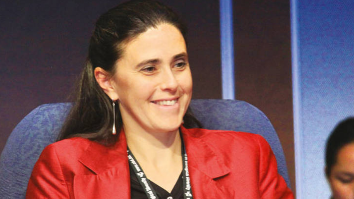 Docteur ès sciences, Anne-Hélène Prieur- Richard