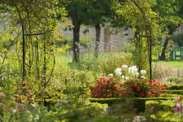 Les jardins de Nohant