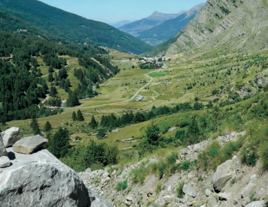 vallée de Crévoux