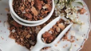 Granola de quinoa