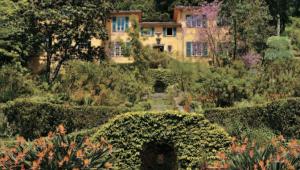 Le jardin du Val Rahmeh