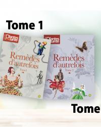 Hors-série Remèdes d'autrefois Tome I + II