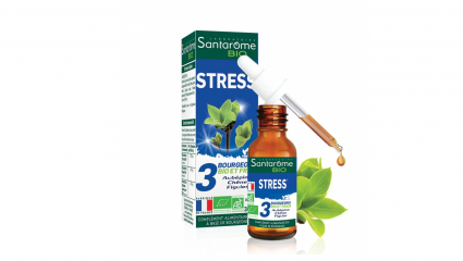 Gemmothérapie antistress