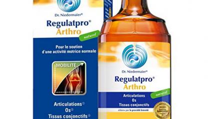 Regulapro Arthro, Dr Niedermaier