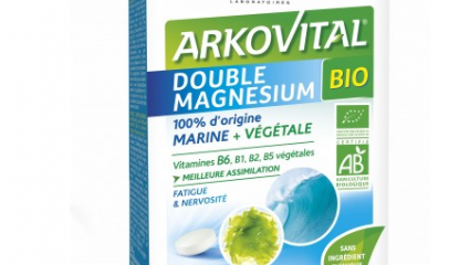 Arkovital double magnésium
