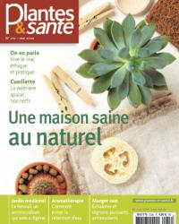Plantes et Santé n°212 - Numérique