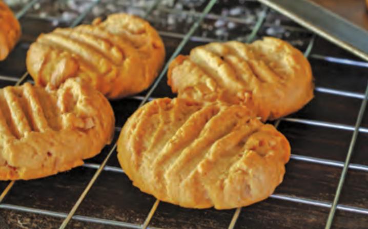 Biscuits vegan aux dattes