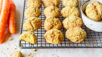 Biscuits végans soyeux