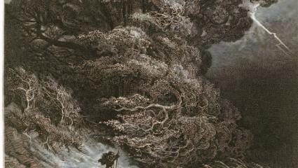 Gravure de Gustave Doré