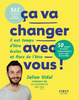 ça va changer avec vous ! - Julien Vidal