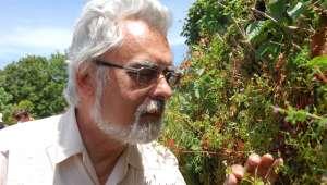 Michel Chauvet, ingénieur agronome