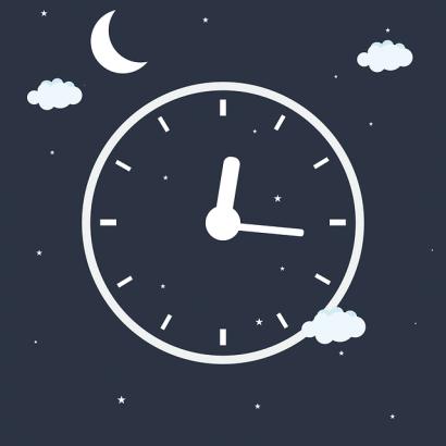 Horloge du sommeil