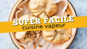 Super Facile Cuisine Vapeur