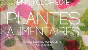 Encyclopédie des plantes alimentaires, par Michel Chauvet, éd. Belin