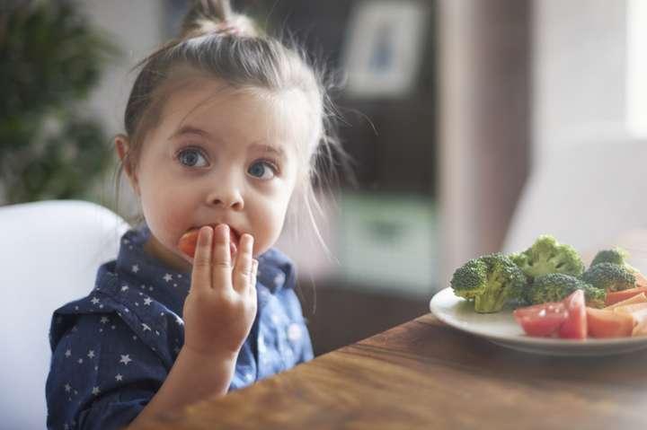 faire manger des légumes aux enfants