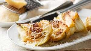 Fenouil au parmesan