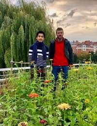 Ferme florale urbaine