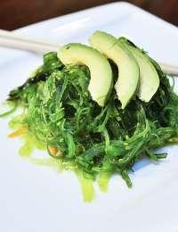 Plat- Algues