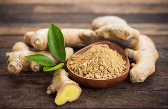 Le gingembre contre l'arthrose et l'arthrite