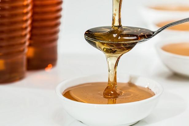 Miel antibiotique naturel