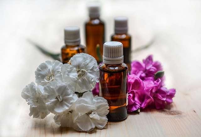 bains aux huiles essentielles