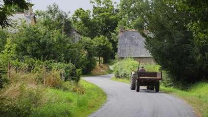paysan village breton