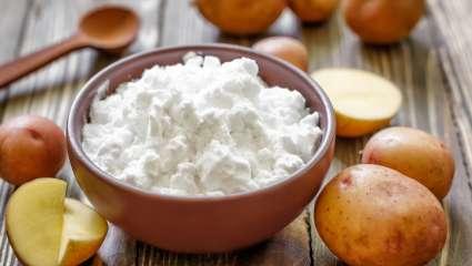 L'amidon de pommes de terre à redécouvrir en cuisine ou cosmétique !