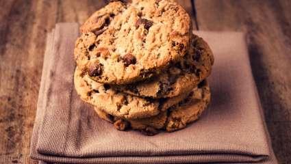 Cookies au beurre de cacahuètes