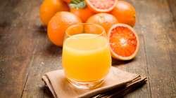 Oranges pressées