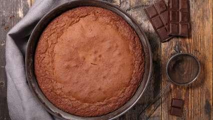Gâteau chcocolat