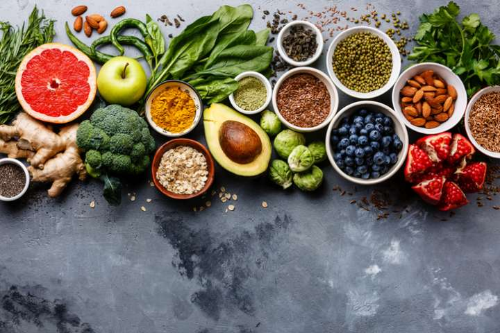 Antioxydants ChallengeU alimentation