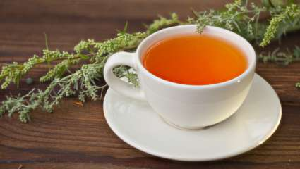Tisane artemesia