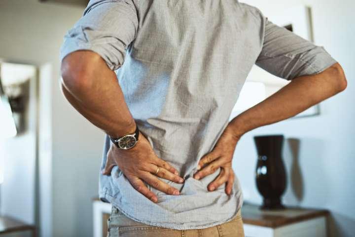 Huiles et essentielles et maux de dos