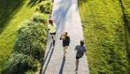 Evitez de courir en ville les jours de pollution