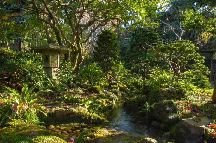 Les Jardins Albert Kahn La Mappemonde Vegetale D Un Humaniste